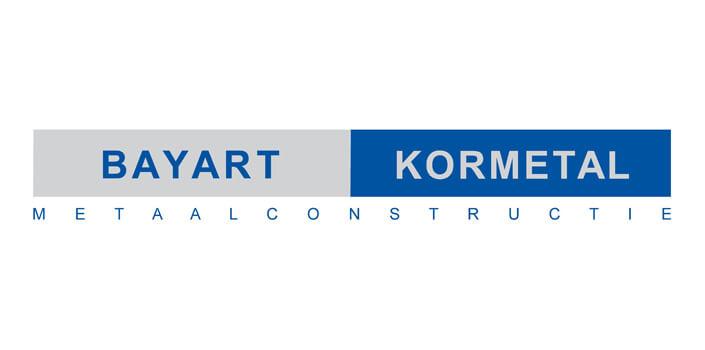 Bayart-Kormetal Metaalconstructie_logo